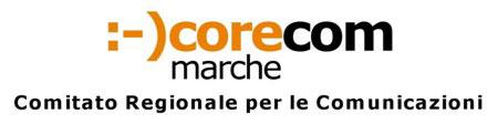 Logo Corecom Marche